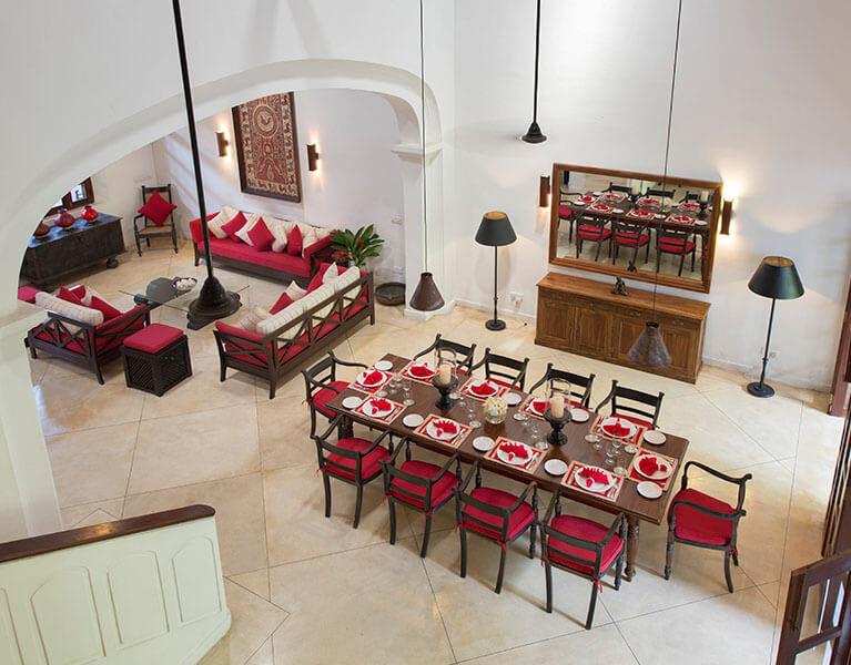 Explore The Villa No 39 Galle Fort Galle 3 Bedroom Luxury Villa Sri Lanka